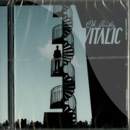 Front View : Vitalic - OK COWBOY (CD) - Different / difb1045cd