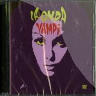 Front View : Various Artists - LA ONDA VAMPI (CD) - Vampi Soul / vampicd140