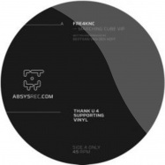 Front View : Fre4knc - MARCHING CUBE VIP (ONE SIDED) - Absys Records / ABS12V01