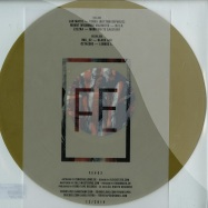 Front View : Various Artists - FERRO 02 (GOLDEN VINYL / VINYL ONLY) - Ferro / FE02G