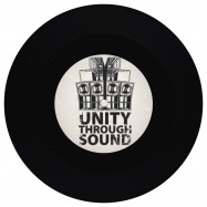 Front View : Headland - TAPESCHO / MIDNIGHT DRIVE (10 INCH , VINYL ONLY) - Unity Through Sound / Unity001