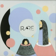 Front View : Victoria Engel - CORTES AMARILLOS EP (ANDREA CICHECKI REMIX)(VINYL ONLY) - Ra+Re Records / RARE005