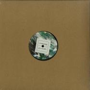 Front View : Discret Popescu - TE STIU DE UNDEVA EP (VINYL ONLY) - Stomping Grounds / SG003RP