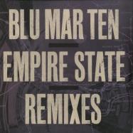 Front View : Blu Mar Ten - EMPIRE STATE REMIXES (2X12 INCH) - Blu Mar Ten Music / BMTLP010