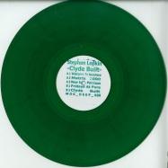 Front View : Stephen Lopkin - CLYDE BUILT (GREEN & RED VINYL, 2LP, LTD) - M>O>S Deep / mosdeep030coloured