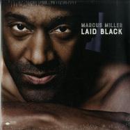 Front View : Marcus Miller - LAID BLACK (2LP) - Blue Note / 676538-8 / 602567653882