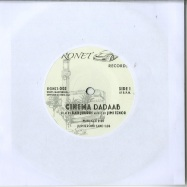 Front View : Jimi Tenor - CINEMA DADAAB O.S.T. (7 INCH) - Ronet Records / RONET-002