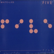 Front View : White Lies - FIVE (CD) - PIAS RECORDINGS / 39225702