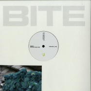 Front View : Sarin & Imperial Black Unit - WILL TO DESTROY EP - BITE / BITE07