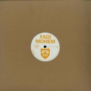 Front View : Fadi Mohem - PERCEPTION EP - Seilscheibenpfeiler Schallplatten Berlin / SSPB009