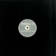 Front View : Lynx - HARSH EP - Phoq U Phonogrammen / PH.U.6