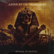 Front View : Army Of The Pharaohs - RITUAL OF BATTLE (LTD GOLDEN 2LP) - Babygrande / BBG1059LP