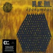 Front View : R.E.M. - EPONYMOUS (180G LP + MP3) - Universal / 4789982