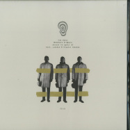 Front View : Modebaku & Banyn - AUGUST TO APRIL EP (180G / VINYL ONLY) - The Senss / TS002
