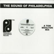 Front View : Various Artists - PHILADELPHIA INTERNATIONAL CLASSICS - THE TOM MOULTON REMIXES - PART 3 (2LP) - Philadelphia International Records / PIR2019003