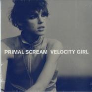 Front View : Primal Scream - VELOCITY GIRL / BROKEN (7 INCH) - Sony Music / 19075947217