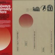 Front View : Jonas Munk & Nicklas Sorensen - ALWAYS ALREADY HERE (LP + MP3) - El Paraiso / EPRLP054 / 00135345