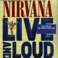 Front View : Nirvana - LIVE AND LOUD (180G 2LP) - Geffen / 7732953