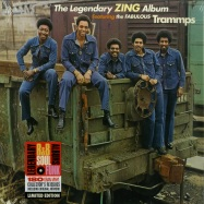 Front View : The Trammps - THE LEGENDARY ZING ALBUM (180G LP) - Buddah / 1050223EL1