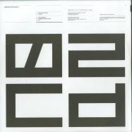 Front View : Autechre - NTS SESSIONS 2 (VINYL 2 / C&D SIDE) - Warp Records / WARPLP364-2_VINYL2