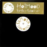 Front View : Hotmood - SAMBA E SABOR EP - Samosa Records / SMS013