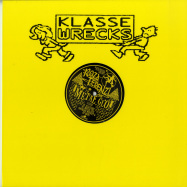 Front View : Roza Terenzi - Metal Glo EP - Klasse Wrecks / KWXPR001