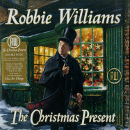 Front View : Robbie Williams - THE CHRISTMAS PRESENT (2LP) - Sony / 19075996711