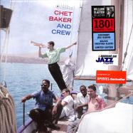 Front View : Chet Baker - CHET BAKER AND CREW (180G LP) - Jazz Images / 1019106EL2
