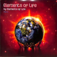 Front View : Elements of Life - ELEMENTS OF LIFE (2x12 INCH, PART 2) - Vega Records / VR195