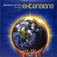 Front View : Elements of Life - ELEMENTS OF LIFE - EXTENSIONS PART 1 (2x 12 INCH) - Vega Records / VR193