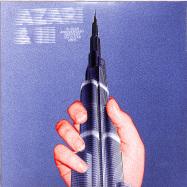 Front View : Azari & III - AZARI & III (LTD TRANSPARENT 2LP) - Turbo Recordings / TurboLP031C / 05206141