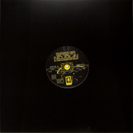 Front View : Sasha Nevolin - IN THE FUTURE WE TRUST - Physical Education / PE007