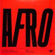 Front View : Various Artists - AFRO RHYTHMS VOL. 1 (CHATEAU FLIGHT REMIX) - Comet Records / COMET100