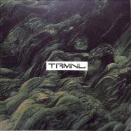 Front View : Samu.l - SKYLINE (TRANSPARENT GREEN VINYL) - TRMNL / TRMNL002