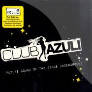 Front View : Various - CLUB AZULI 5 (2XLP) - Azuli / azlp63