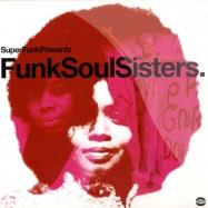 Front View : Various - FUNK SOUL SISTERS (2X12INCH) - Bgp / bgp2154