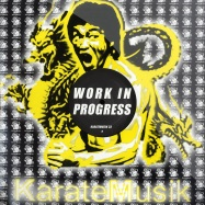 Front View : Work In Progress - MAXOU BIRTHDAY EP - Karatemusik033