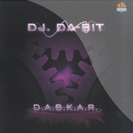 Front View : DJ Da-Bit - D.A.B.K.A.R. - Sinthetic Records / sw06