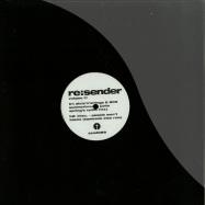 Front View : Various Artists - RE:SENDER VOLUME 1 - Sender Records / Sender089