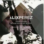 Front View : Alix Perez - ANNIES SONG (SPY REMIX) - Shogun Audio / sha064