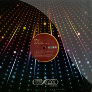 Front View : Funky Fat - RIDE IN THE CITY EP - Outcross Records / ocd0035