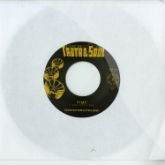 Front View : Bacao Rhythm & Steel Band - P.I.M.P. (7 INCH) - Truth & Soul / ts063