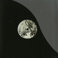 Front View : Leao - LIGHTS OUT EP - Jesus Was Black / JWB006