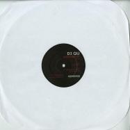 Front View : DJ Qu - REDTONES EP - Strength Music / SMR15
