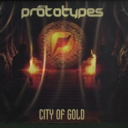 Front View : The Prototypes - CITY OF GOLD (CD) - Viper Recordings / VPRLP010CD