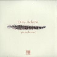 Front View : Oliver Koletzki - IYEWAYE REMIXED - Stil vor Talent / SVT159