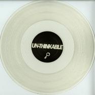 Front View : Unknown Artist - RETHINKABLE EP (CLEAR VINYL) - Fokuz Recordings / KEYS001