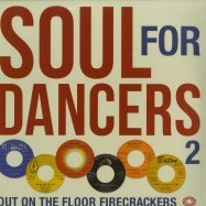 Front View : Various Artists - SOUL FOR DANCERS 2 (2X12 LP) - Fantastic Voyage / fvdv234