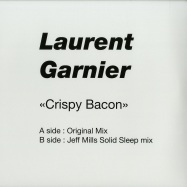 Front View : Laurent Garnier - CRISPY BACON (JEFF MILLS REMIX) - F COMMUNICATIONS / 1370055138