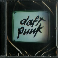 Front View : Daft Punk - HUMAN AFTER ALL (CD) - Virgin / CDV2996